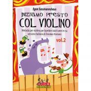 Curci Young Iniziamo Presto col Violino Vol. 2