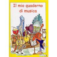 curci il mio quaderno di musica