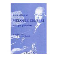Curci Primo Album di Melodie Celebri Facili per Pianoforte
