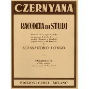 Curci Czerny Carl Czernyana Fascicolo IV