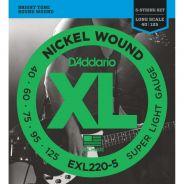 EXL220 D'ADDARIO