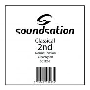 SOUNDSATION - Corda per classica SI 0.32 - Normal tension