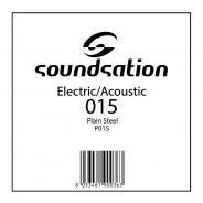 SOUNDSATION SE P015 - Singola per Acustica/Elettrica (015)