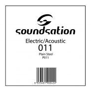 SOUNDSATION SE P011 - Singola per Acustica/Elettrica (011)