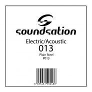 SOUNDSATION SE P013 - Singola per Acustica/Elettrica (013)