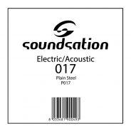 SOUNDSATION SE P017 - Singola per Acustica/Elettrica (017)