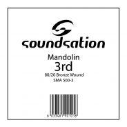 0 SOUNDSATION - Corde per mandolino - .024