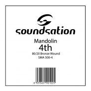0 SOUNDSATION - Corde per mandolino - .034