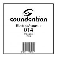 SOUNDSATION SE P014 - Singola per Acustica/Elettrica (014)