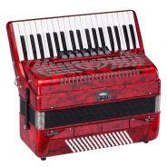 0 SOUNDSATION - Fisarmonica 96 bassi rossa