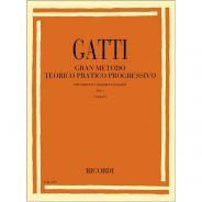 D. Gatti Gran Metodo Teorico Pratico Progressivo Parte I