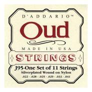 D'Addario J95 - Muta 11 Corde per Oud