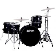 DDrum JMR522 Journeyman Rambler Midnight Black