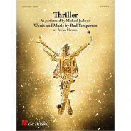 De Haske Publications Thriller As Performed by Michael Jackson