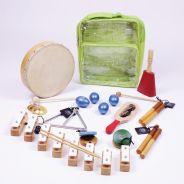Domus KD21 - Set di 21 Percussioni per Scuola Primaria