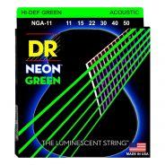 Dr NGA-11 NEON GREEN