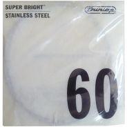 Dunlop DBSBS60 Corda Singola per Basso Elettrico .060SB W