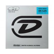 Dunlop DBMMS45125 Marcus Miller - Muta per Basso Elettrico 5 Corde (45/125)