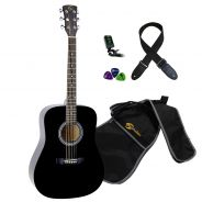 0 SOUNDSATION YOSEMITE-BUN-BK - Bundle Acustico