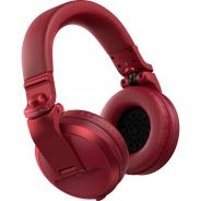 0 PIONEER HDJ-X5BT-R - Cuffie DJ Over-ear Con Tecnologia Wireless Bluetooth® (Rosso)