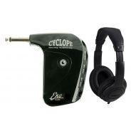 EKO Cyclope - Mini Amplificatore per Cuffie con Cuffie