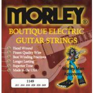 MORLEY 1149 MEDIUM - Set di Corde per Chitarra Elettrica 011/049