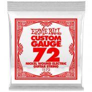 ERNIE BALL - 1172 - corda .072