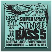 Super Long Scale 5-String Slinky Bass5
