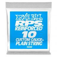 Ernie Ball 1030 Brass Reinforced Corda per Chitarra Elettrica RPS .010