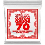 Ernie Ball 1170 - Corda Singola per Elettrica .070