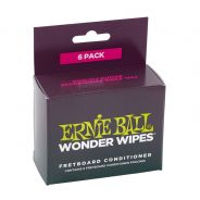 Ernie Ball Wonder Wipes Fretboard Conditioner (6 pezzi)