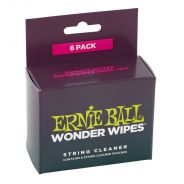 Ernie Ball Wonder Wipes String Cleaner (6 pezzi)