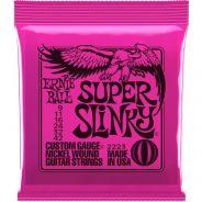 Ernie Ball 2223 Muta di Corde Super Slinky per Chitarra Elettrica (09/042)