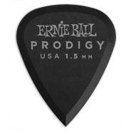 Ernie Ball P09199 Prodigy Black - 6 Plettri 1.5mm