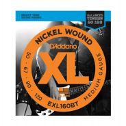 D'ADDARIO EXL160BT - Muta per Basso Elettrico Balanced Tension Medium (050/120)