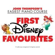 Willis Music J. Thompson First Disney Favourites