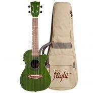 Flight DUC380 CEQ jade