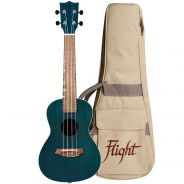 Flight DUC380 Kit Ukulele Concerto Topazio con Custodia