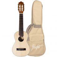 Flight Kit Guitarlele Natural con Borsa