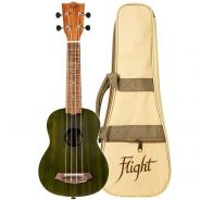 Flight NUS380 Kit Ukulele Soprano Jade con Custodia