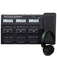Zoom G3Xn Pack - Pedaliera Multieffetto con Cuffie 1