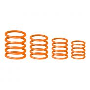 Gravity RP 5555 ORG 1 - Gravity Ring Pack universale, Electric Orange