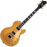 Chitarra Elettrica Tipo Les Paul Hagstrom Swede Metallic Gold