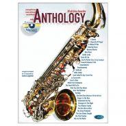 Hal Leonard Ed. Carishch Anthology Alto Saxophone Vol. 1 Libro di Spartiti + Cd