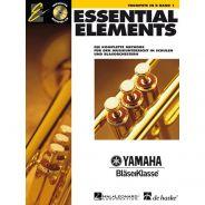 Hal Leonard Essential Elements Band 1 Trumpet Libro + CD