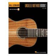 Hal Leonard Ukulele Method Book 1 - Metodo per Ukulele