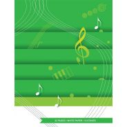 MGB HAL LEONARD Quaderno di Musica HMGB 39