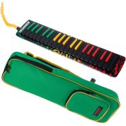 Hohner AIRBOARD RASTA 37 Melodica
