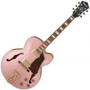 Ibanez AF75G Rose Gold Metallic Flat - Chitarra Jazz Semiacustica Hollow-Body