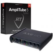 IK Multimedia AXE I/O + AmpliTube 5 MAX